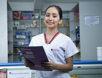 Técnica en Farmacia